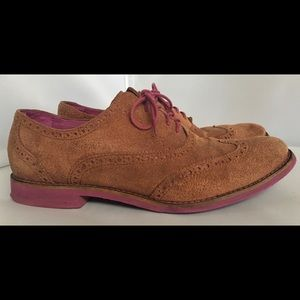Cole Haan wingtip dress shoes
